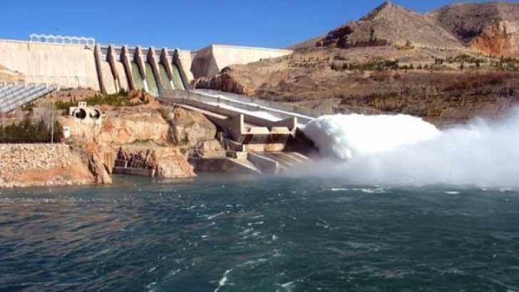 What are the hydroelectric power plants in Turkey?