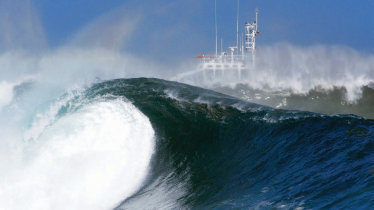 What is Wave, Tide and Current Energy?