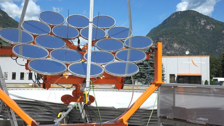 IBM'in Yeni Güneş Paneli Hem Elektrik Hem Su Üretiyor
