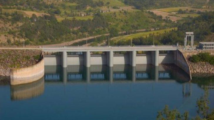 Aslantaş Barajı ve Hidroelektrik Enerji Santrali