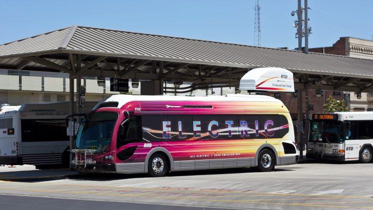 İzmir'e elektrikli otobüs filosu