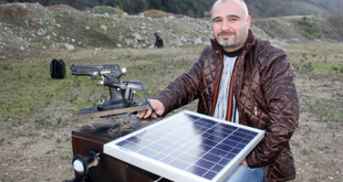 Güneş Enerjili Yerli Silah 310x165 - Güneş Enerjisiyle Çalışan Yerli Silah!