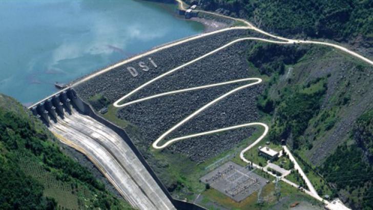 Hasan Uğurlu Barajı ve Hidroelektrik Enerji Santrali (HES)