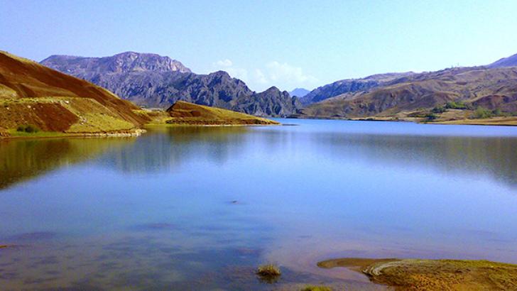 Kılıçkaya Barajı ve Hidroelektrik Santrali