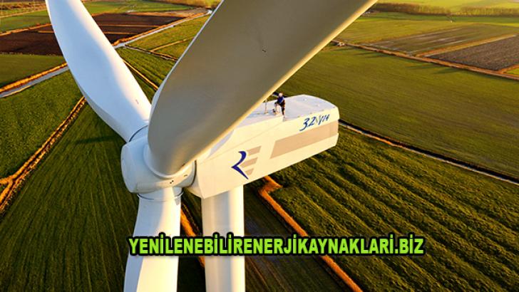 Rüzgar Enerjisi'nde Yeni Yasa!