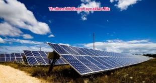 Güner Enerji Santrali 310x165 - Güneş Enerjisi Kulesi, Solar Paneller ve Güneş Enerji Santrali