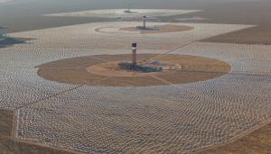 ivanpah gunes enerjisi kuleleri gunes enerjisi tarlasi 300x171 - Güneş Enerjisi Kulesi, Solar Paneller ve Güneş Enerji Santrali