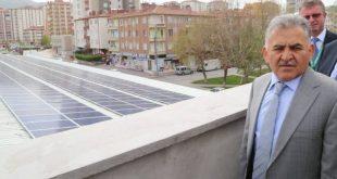 Melikgazi Belediyesi 310x165 - Melikgazi Belediyesi, Yenilenebilir Enerji Konusunda Hamlelere Devam Ediyor
