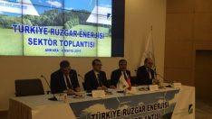 Enerji Bakanlığı Rüzgar Enerjisi Sektör Toplantısını Gerçekleştirdi