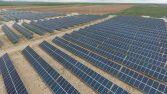 Türkiye' nin En Büyük Güneş Enerjisi Santrali –  Kızören Güneş Santrali