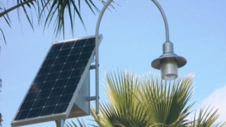 Kelkit'te Köyler Yenilenebilir Enerji İle Aydınlanıyor