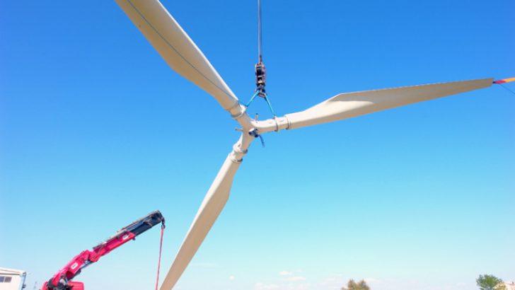 Çorum Belediyesinden 15 Milyon Avroluk Rüzgar Enerjisi Projesi