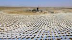 İsrail' den Güneş Enerjisi Kulesi !