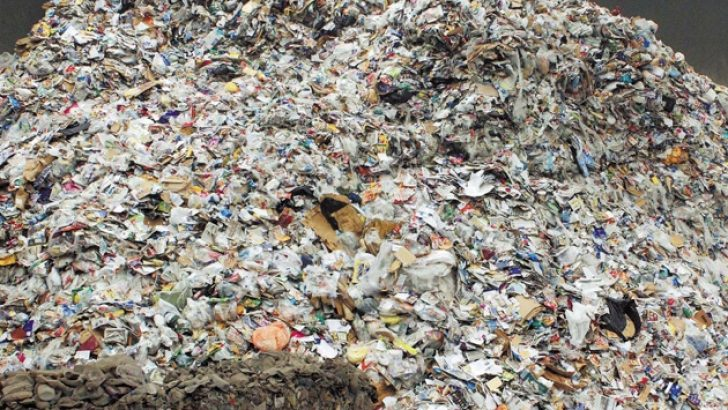 Elazığ' da Çöpten Elektrik Üreten Tesis Faaliyete Geçti