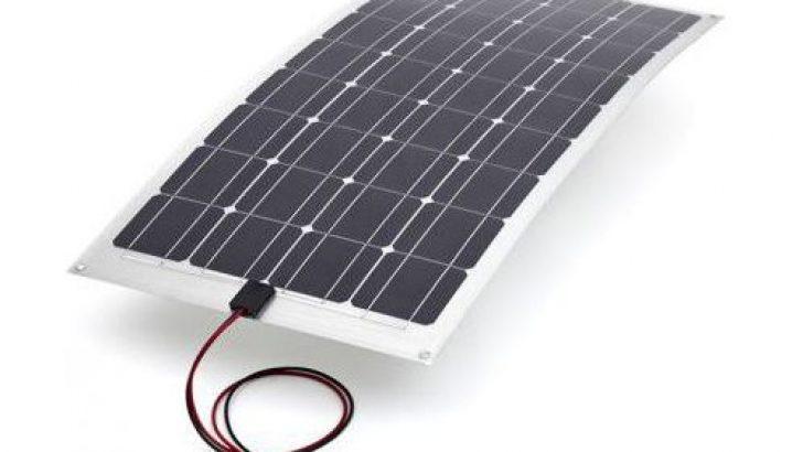 Engelliler İçin Güneş Enerjisi İle Çalışan Araç