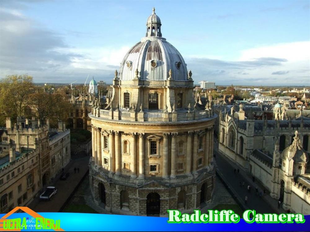 radcliffe camera - Dünyada En Etkileyici 5 Mimari Yapı