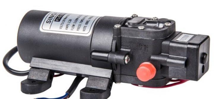 DC Su Pompaları İle Sulama Sistemleri