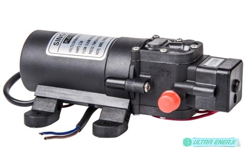 DC Su Pompalari ile Sulama Sistemleri - DC Su Pompaları İle Sulama Sistemleri