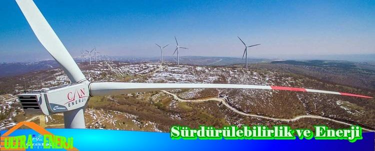 Surdurulebilirlik ve Enerji Sektoru - Sürdürülebilirlik ve Enerji Sektörü