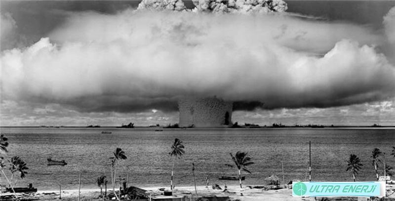 atom bombasi - Atom Bombası Nedir?
