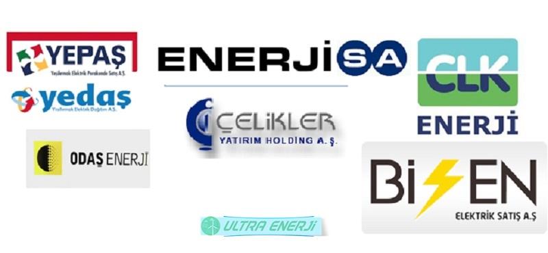 enerji sirketleri - Türkiye' de Enerji Şirketleri