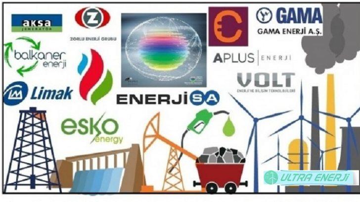 Türkiye' de Enerji Şirketleri