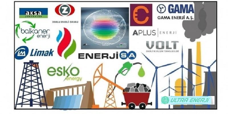 enerji sirketleri1 - Türkiye' de Enerji Şirketleri