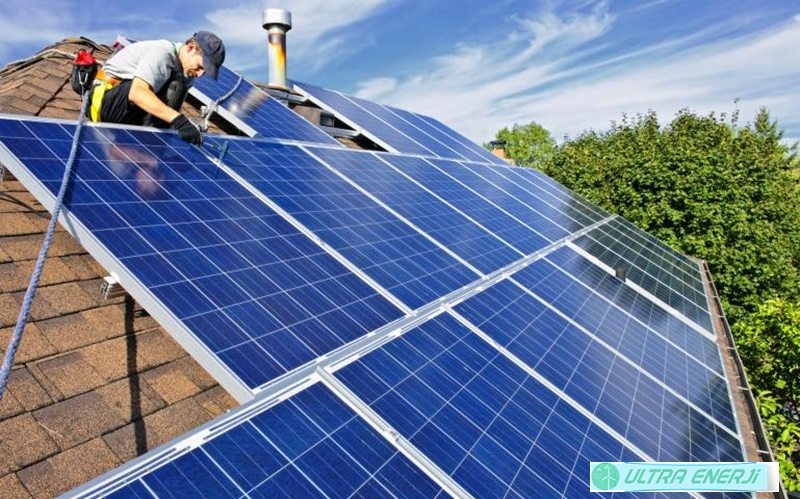 gunes paneli montaji - Güneş Paneli Montajı Ne Kadar Sürer?