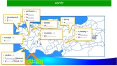 Türkiye'de Çıkarılan Yenilemeyen Enerji Kaynakları ve Bölgeleri