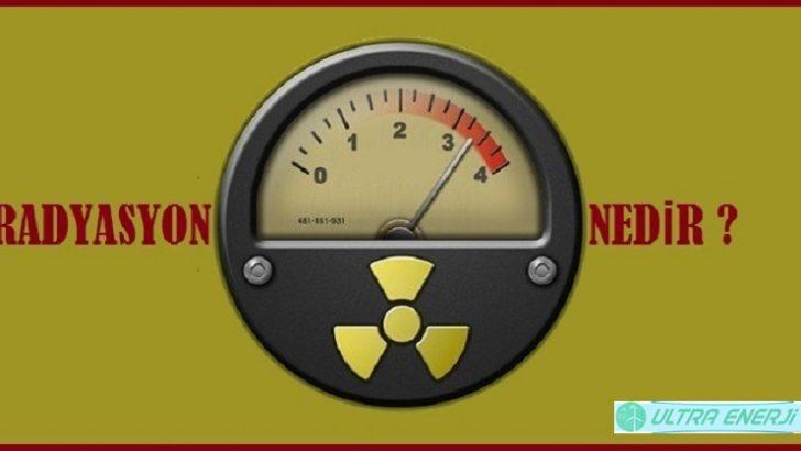 Radyasyon Nedir ve Zararları Nelerdir?