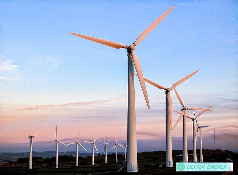 Ruzgar Enerjisinin cevresel Etkileri - Rüzgar Enerjisinin Çevresel Etkileri